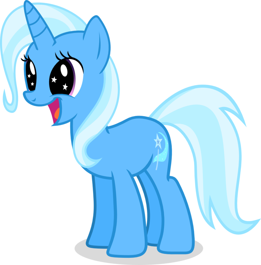 Trixie My Little Pony Friendship is Magic Photo
