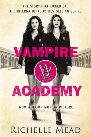 Vampire Academy new movie book cover