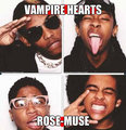 Vampire Hearts - mindless-behavior fan art