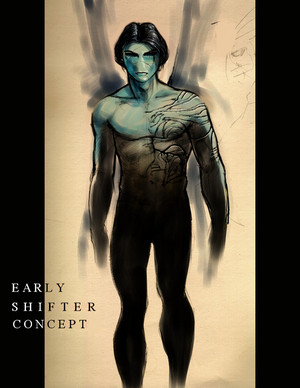 Raziel with wings