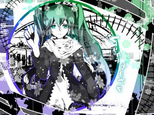 Vocaloid diva!