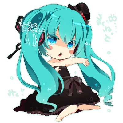 Vocaloid wallpaper probably containing anime titled Vocaloid!