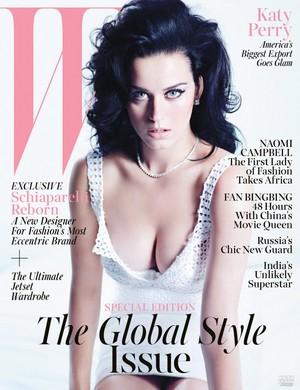 W Magazine 2013