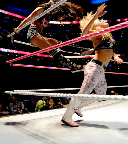 aj lee images wwe worldwide 2013 mexico city mexico hd