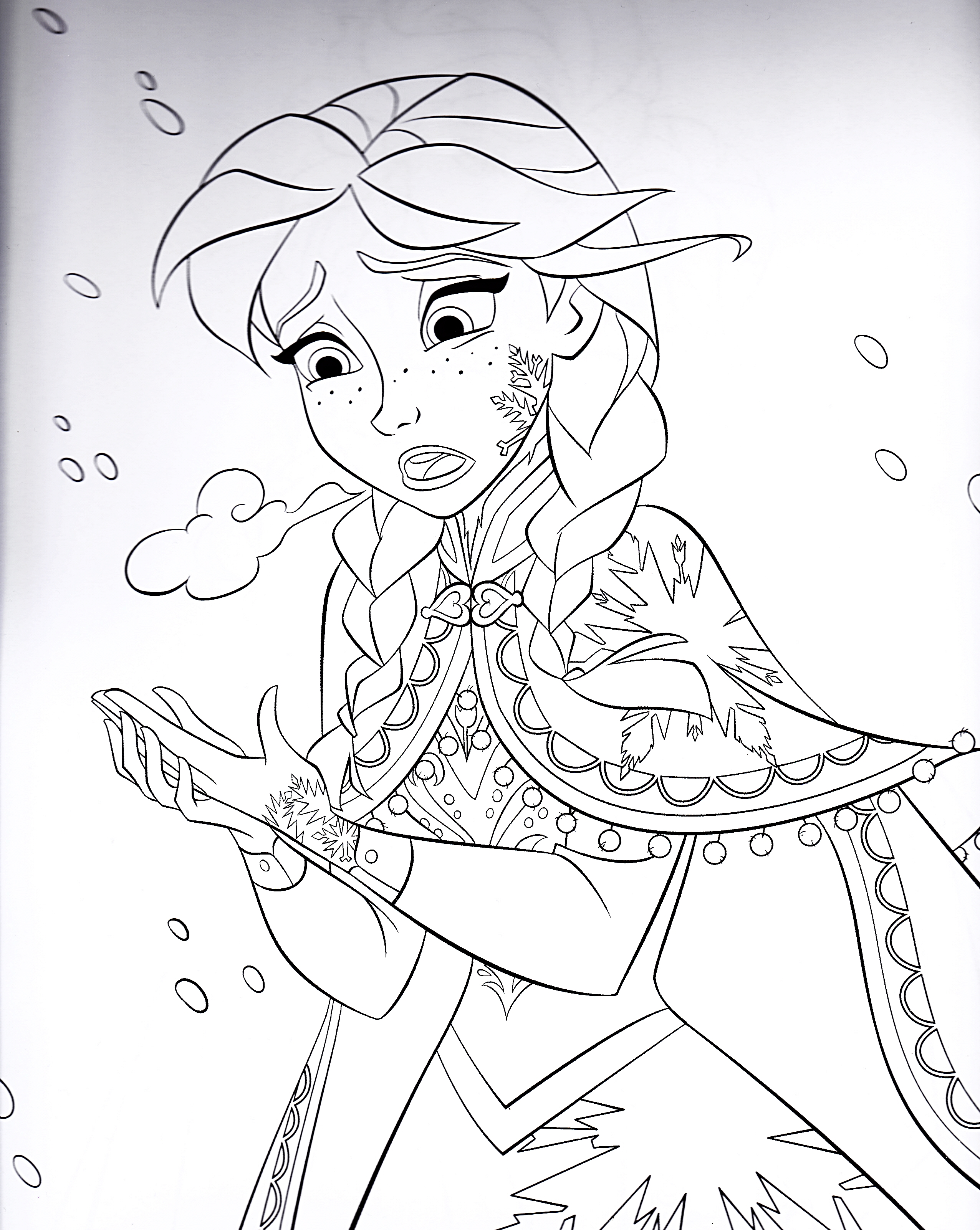 walt disney characters images walt disney coloring pages princess anna wallpaper photos 35802428