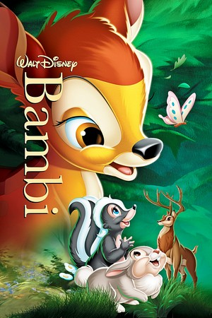 Walt डिज़्नी Posters - Bambi