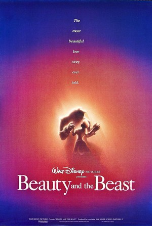 Walt 디즈니 Posters - Beauty and the Beast