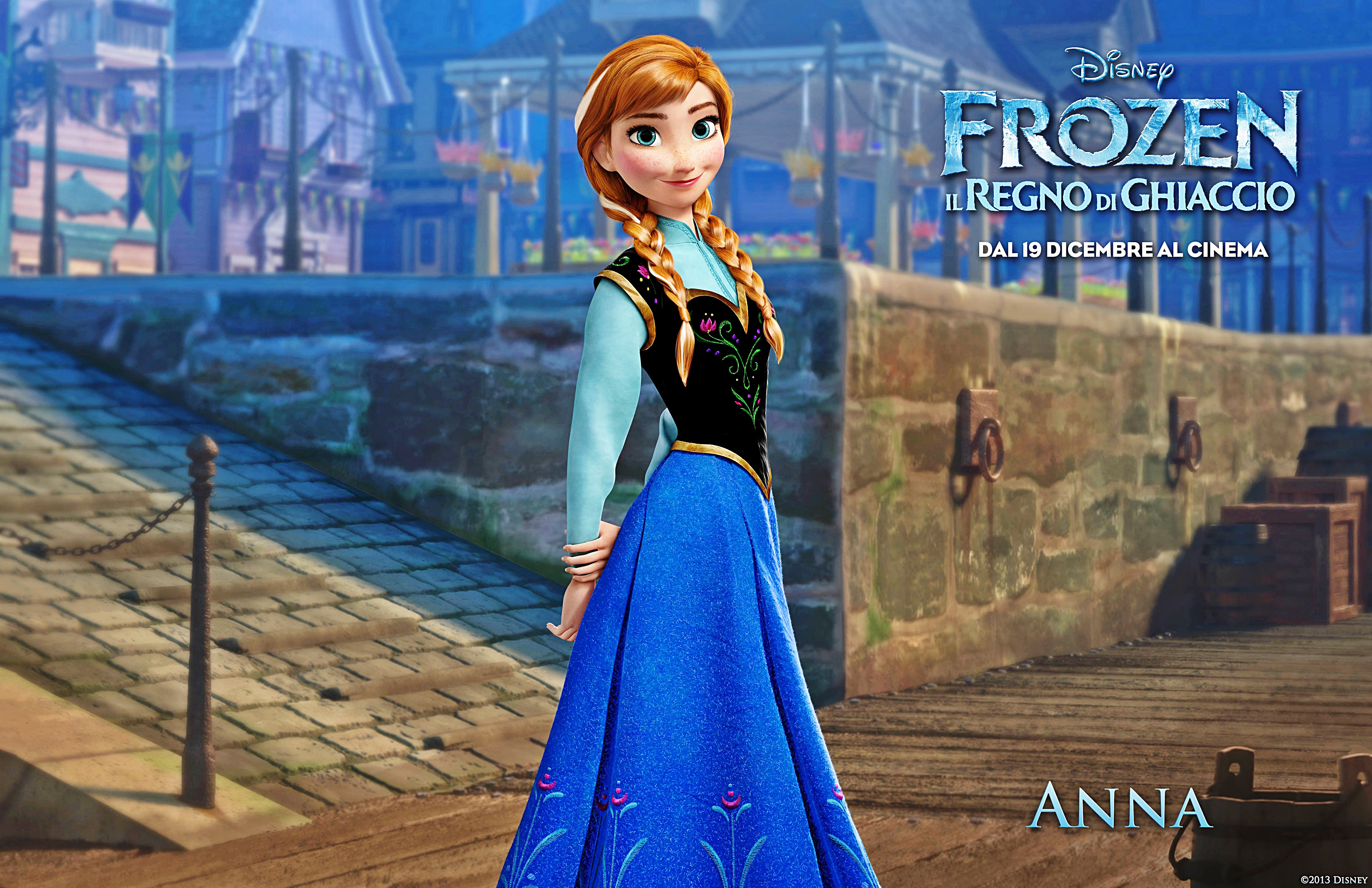 3d characters on pinterest 3d character the incredibles and monster university - Frozen anna disney ...