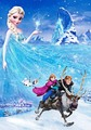 Walt 迪士尼 Posters - 《冰雪奇缘》