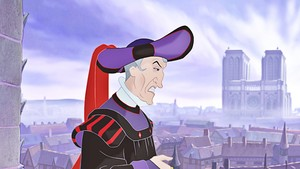 Walt Disney Screencaps - Judge Claude Frollo