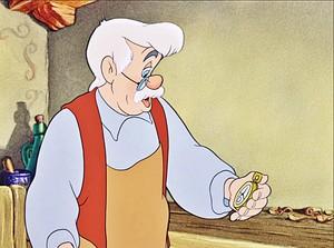 Walt Disney Screencaps - Mister Geppetto