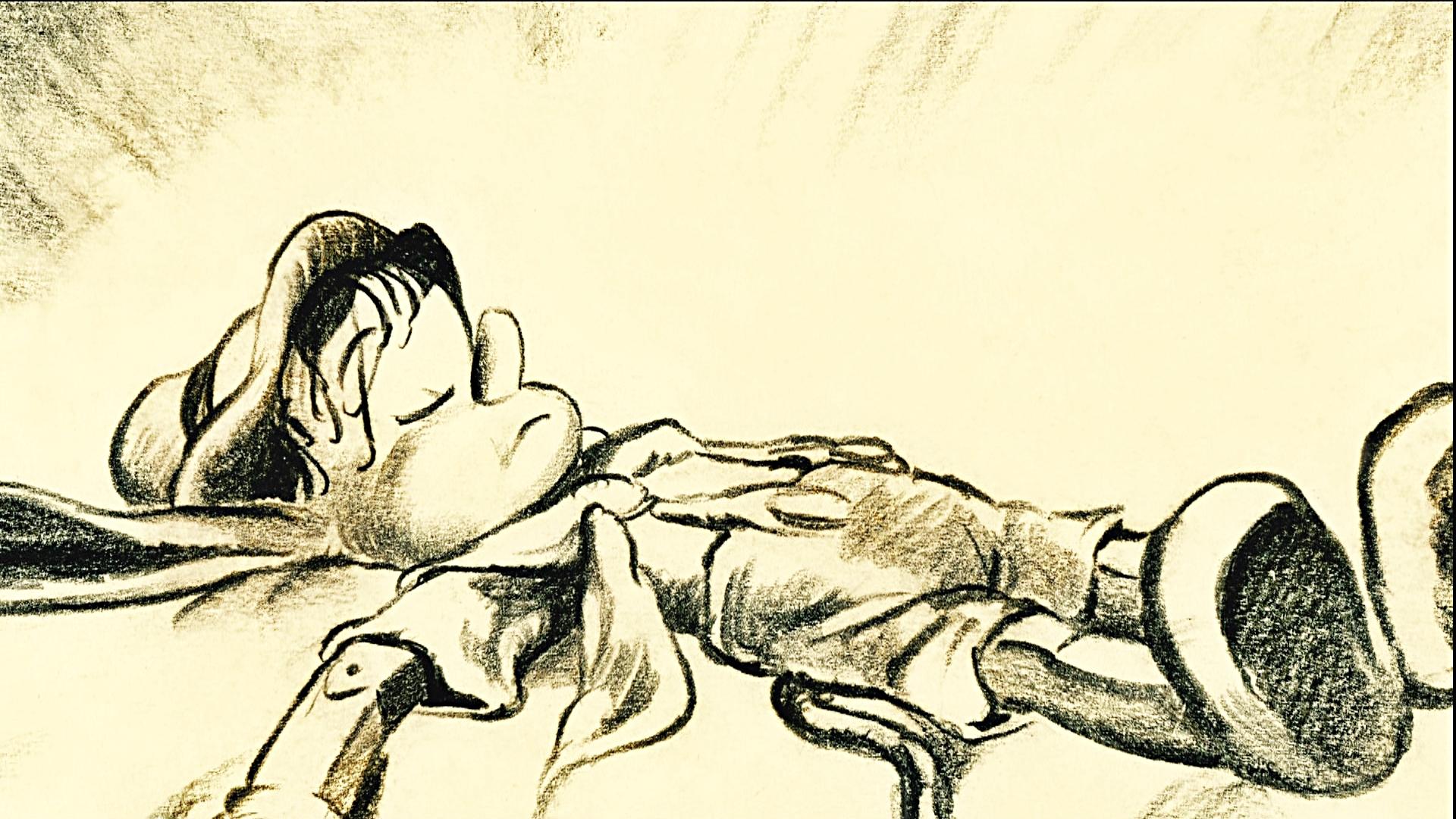 Walt Disney Sketches - Pinocchio