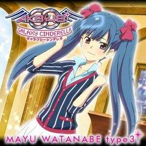 Watanabe Mayu Mk3
