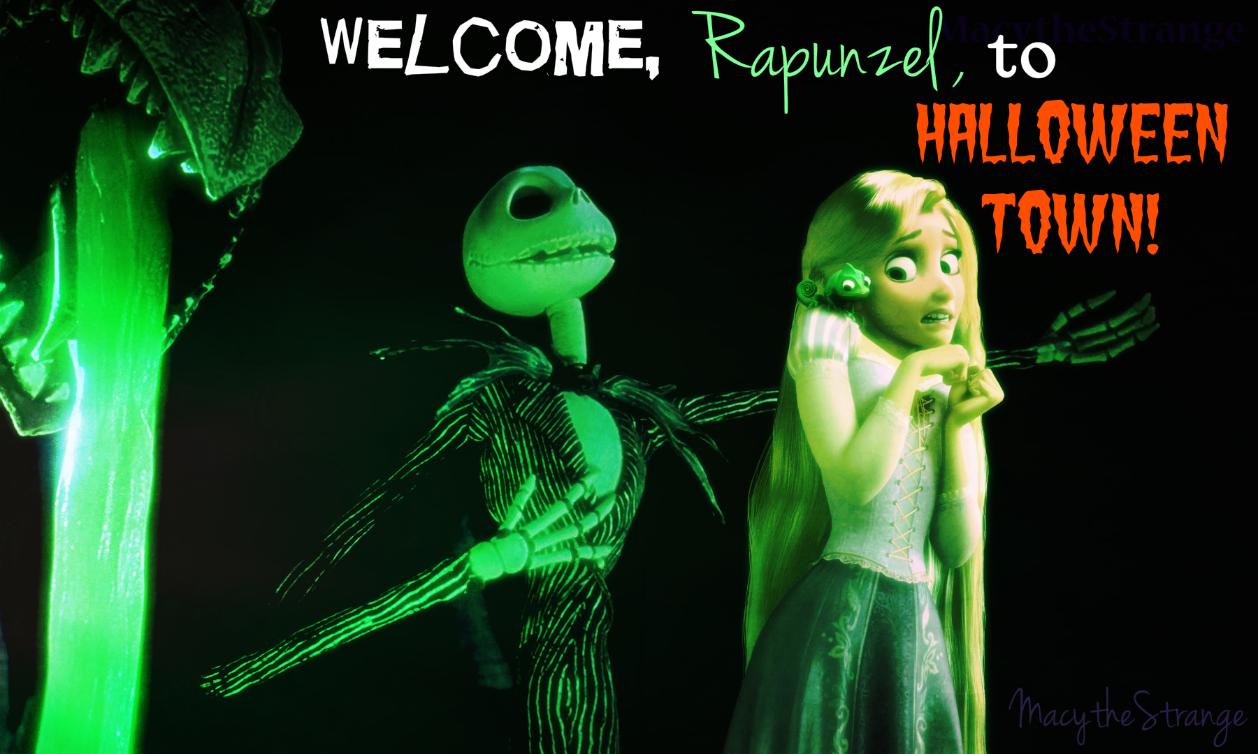 Welcome-Rapunzel-To-Halloweentown-disney