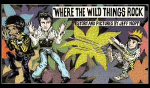 Where the Wild Things Rock