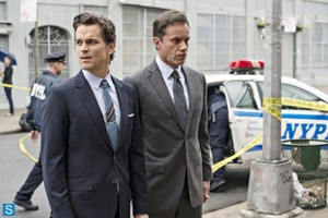 White collar - 5.03 - One Last Stakeout - Promo Pics