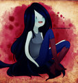 Who could someone NOT love Marceline?