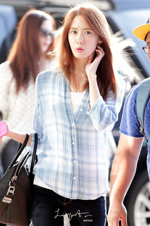 Yoona Airport - Im yoonA Photo (35864290) - Fanpop