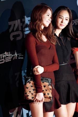 Yoona and Yuri