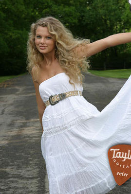 Taylor Swift wallpaper probably containing a cocktail dress, a dress, and a frock called Young and Pretty Taylor