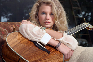 Young and pretty Taylor