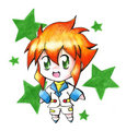 Yu Tendo as Chibi - beyblade-metal-fusion photo