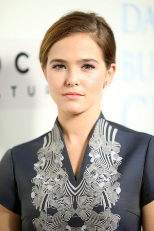 Zoey Deutch - Dallas Buyers Club pemiere