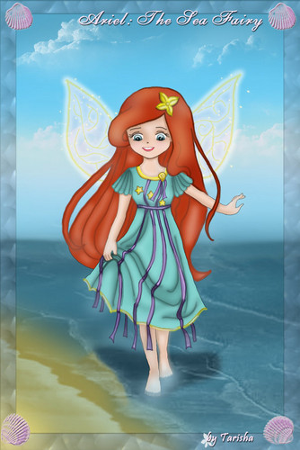 Ariel wallpaper entitled ariel