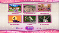barbie & her sisters in a pónei, pônei tale dvd main menu