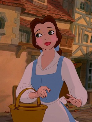 belle's in-between look