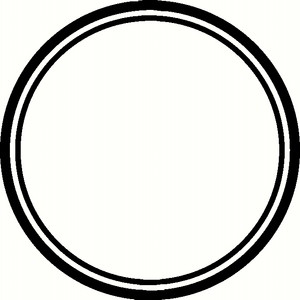 black круг