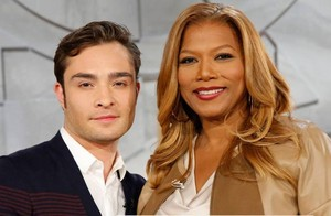 d Westwick and The Queen Latifah