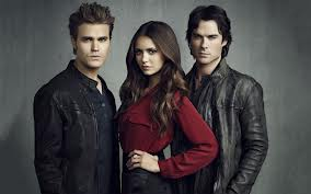 elena, damon and stefan