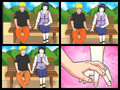 every time we touch - naruhina fan art