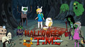halloween time - adventure-time-with-finn-and-jake photo