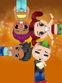 heroic hamsters - total-drama-all-stars photo