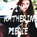 i'm katherine pierce. i'm a survivor. - katherine-pierce fan art