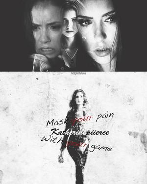 i'm katherine pierce. i'm a survivor.