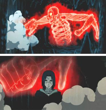 картинки аниме итачи: