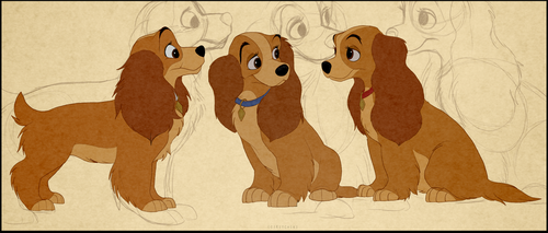 Lady and the Tramp II wallpaper titled lady and the tramp 2