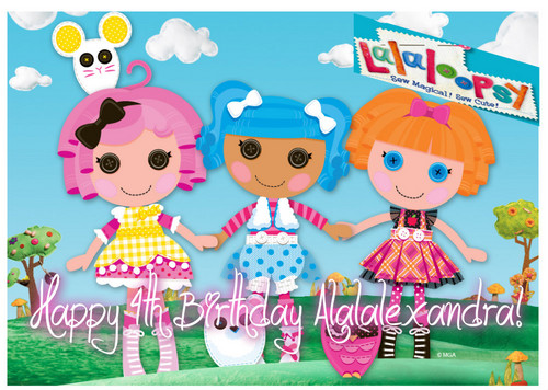 Lalaloopsy wallpaper entitled Lalaloopsy