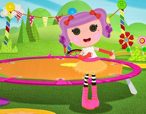 Lalaloopsy wallpaper titled Lalaloopsy