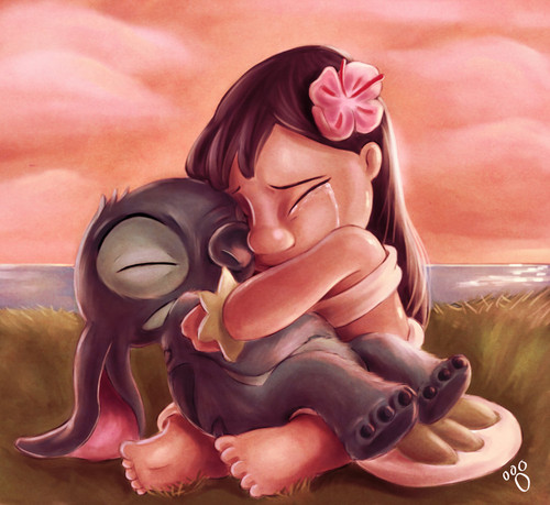 Lilo & Stitch wallpaper called lilo and stitch