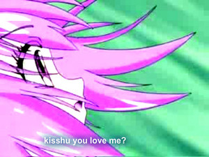 mew chloe's been kissed sa pamamagitan ng kish!