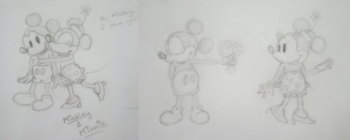 Mickey Mouse wallpaper entitled mickey