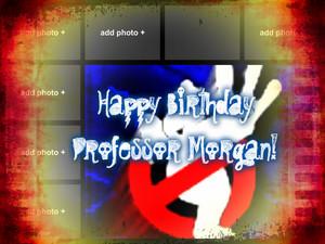morgans birthday !!