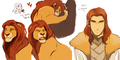 mufasa - the-lion-king-2-simbas-pride photo