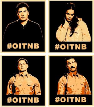oranje is the new black