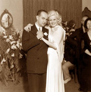 paul bern and jean harlow