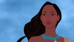 pocahontas' guidence look